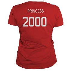 Princess 2000 Shirts T Shirt Hoodie Shirt VNeck Shirt Sweat Shirt Youth Tee for womens and Men =>   								Princess 2000 Shirts T Shirt Hoodie Shirt VNeck Shirt Sweat Shirt Youth Tee for womens and Men  								  								  								  		  			5.3 oz., pre-shrunk 100% cotton  			Dark Heather is 50/50 cotton/polyester  			Sport Grey is 90/10 cotton/polyester  			Seamless half-inch collar  			Side seamed  			Cap sleeves  			Double-needle stitched hems  			Taped neck and shoulders