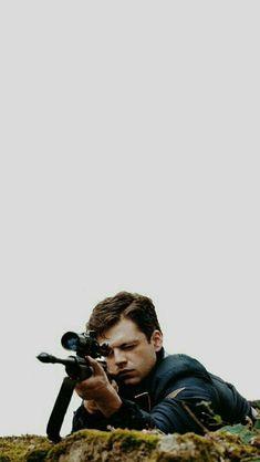 Immagine di bucky, winter soldier, and bucky barnes Marvel Dc, Marvel Actors, Marvel Characters, Marvel Comics, Sebastian Stan, Bucky Barnes Aesthetic, Marvel Background, James Barnes, Marvel Photo