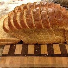 Simple Whole Wheat Bread - Allrecipes.com