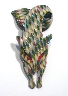 Fox Pin by Lea Stein