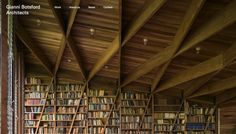Gianni Botsford Architects - Web design inspiration from siteInspire