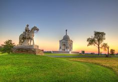 Gettysburg, PA is one place I have always wanted to visit. If there is a good historical story, you can bet I'll want to check it out.