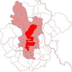 Comuniverso.it - La mappa del Comune di Vittorio Veneto