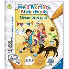 """Ravensburger - tiptoi Buch: Mein Wörter-Bilderbuch, Unser Zuhause -  Ravensburger  - Toys""""R""""Us"""