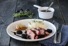 MIDDAG | TRINES MATBLOGG Western Food, Frisk, Steak, Recipies, Beef, Chicken, Recipes, Food Recipes, Steaks