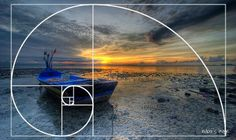 How to Shoot A Golden Photo: Math in Photography | Water Marquee Plan your composition in design using the Golden Ratio, Golden Section