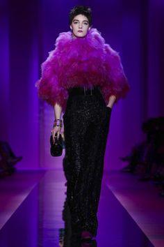 Giorgio Armani Privé Couture Fall Winter 2015 Paris - NOWFASHION