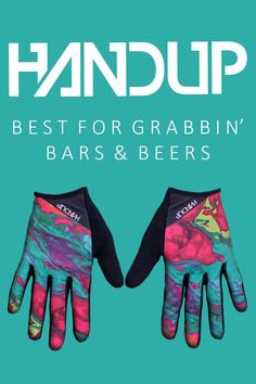 Home of the original bold, Minimalist Mountain bike gloves, Golf Gloves, Skiing Gloves, and Snowboarding Gloves with affordable Outdoor Apparel to match! Grab on with gloves you trust. Dirt Bike Gear, Mtb Bike, Mtb Gloves, Mountain Bike Gloves, Montain Bike, Mountain Biking Women, Commuter Bike, Snow Skiing, Bike Life