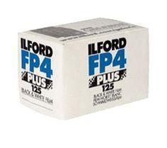 Noir et Blanc Ilford FP4 Plus 125/36
