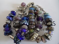 Here is a GREAT group of bracelets from a serious Trollbeads collector on http://trollbeadsgalleryforum.ning.com/  Join us there!