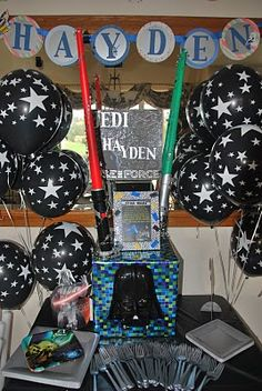 Cake Pops Galore: Death Star Cake Pops....Lego Star Wars Birthday Party!
