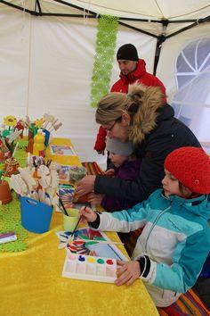 Frühlingsfest 2015 im Unger-Park Erfurt #ungerpark #musterhaus #musterhausausstellung #fruehling #haus #bauen #immobilien #feier #fest #veranstaltung #hausbau  #erfurt
