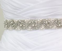 Best Seller  LAURA  Bridal Crystal Rhinestone by luxebridalcouture, $175.00