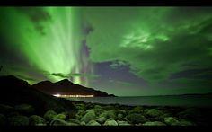 Het Noorderlicht zien