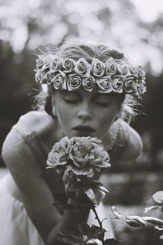 Flower crown love forever!
