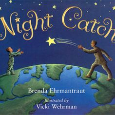 Night Catch by Brenda Ehrmantraut - Illustrated by Vicki Wehrman - Self Help - This is a story about aa young boy who's dad is overseas in the army. The father enlists the help of the north star to play catch with his son every night. Military Deployment, Military Spouse, Military Families, Deployment Care Packages, Army Brat, Military Brat, Navy Life, Military Love, Children's Literature