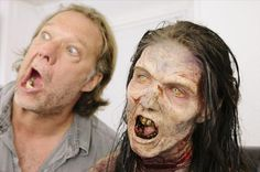 Behind The Scenes Of The Walking Dead – 30 Pics