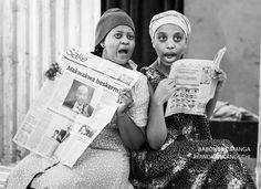 L to r: Babongile Manga (Ensemble) and Ayanda Nhlangothi as Tsotsi's Mother and Ensemble. Hip Hop Artists, January 2018, Opera, Musicals, Africa, Singer, Manga, Opera House, Singers