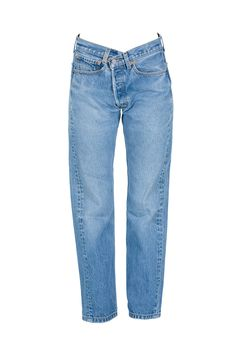 Levi's 501 with front cross over detailInseam: 28 inchesDark washXS- Jeans Fit, Jeans Style, Denim Jeans, Kylie Jenner, Jeans With Chains, T Shirt Png, Two Toned Jeans, Denim Branding, Blue Pants