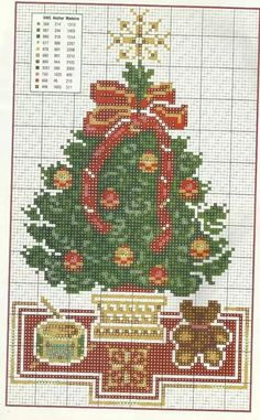 Cross Stitch *<3* Point de croix - Christmas