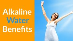 Learn how having an alkaline body can benefit your health! Know the best Alkaline water for you!  www.chansonwwater.com