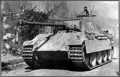 Befehlspanzer Panther, SdKfz 267 (Pz Bef Wg)