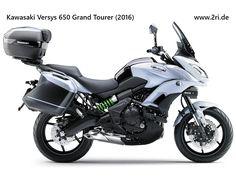 Kawasaki Versys 650 Grand Tourer (2016)
