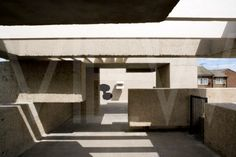 Apollo Pavilion Peterlee by Victor Pasmore