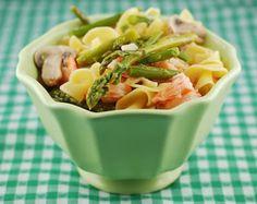 Shrimp Asparagus Recipe