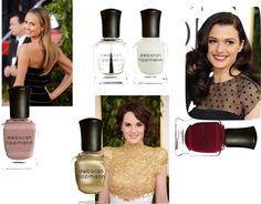 Nails: Award Season Trends With Deborah Lippmann