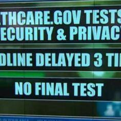 CBS: Obama administration granted itself a waiver to dodge final security testing on Healthcare.gov website