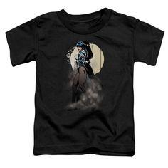 More DC Characters: Zatanna Illusion Toddler T-Shirt