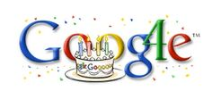 Happy 14th Birthday, Google, and thanks for all the Doodles. Google, the world's biggest Internet company, celebrated its 14th birthday Thursday.