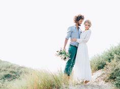 Stunning seaside engagement shoot - Kreativ Weddings Photography.
