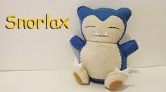 crochet Snorlax Bed - YouTube