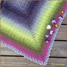 Ravelry: Adrastea shawl pattern by Ellinor Widéen