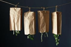 How to Dry Fresh Herbs from Food52