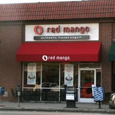 Photo of Red Mango - Los Angeles, CA, United States. Across The Street from the Location