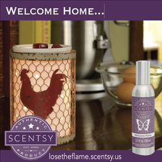 There's no place like home! https://losetheflame.scentsy.us/shop/p/31133/ranger-warmer-wrap Trista #Scentsy