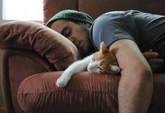 Men that love animals are SOOO hot!
