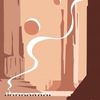 Visit National Parks on Other Planets With These Fantastic Posters - Wired Science