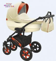 Camarelo wózek 3w1 Carera