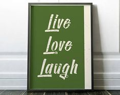 Modern and minimalist Scandi style prints for your home by NordicDesignHouse Quote Wall, Wall Art Quotes, Quote Prints, Wall Art Prints, Green Wall Art, Scandi Style, Live Love, Love Quotes, Minimalist