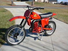 1979 Elsinore CR250R Honda