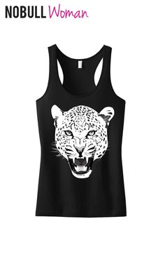 FIERCE LEOPARD #Workout #Tank Top Fitness by #NobullWoman, for only $24.99! Click here to buy http://nobullwoman-apparel.com/products/fierce-leopard-workout-tank
