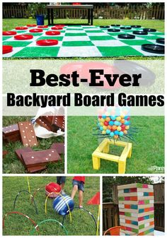 Family game night is a blast and when you add in life sized board games, it's…