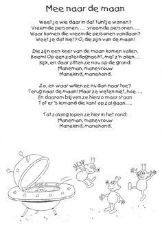 Manewezens gedichtje