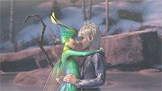 my gif dreamworks jack jack frost rise of the guardians tooth fairy tooth Rainbow Snowcone toothiana baby tooth