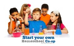A co-op can be a great blessing... But what do you do if you don't have a co-op in your area?  The options are many, but the one that may well be necessary is: start your own co-op! And here's how to get started! http://www.hiphomeschoolmoms.com/2014/06/start-co-op/start your own homeschool co-op