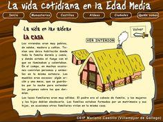 INFANTIL de GRACIA: LOS CAMPESINOS Y POBRES EN LA EDAD MEDIA